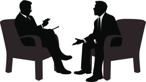 La première interview