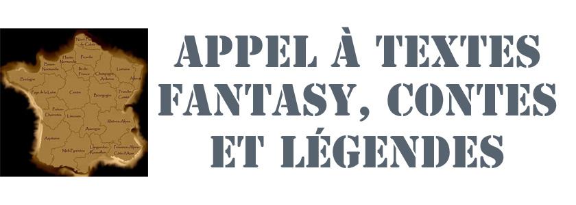 Appel à textes permanent – Fantasy / contes et légendes